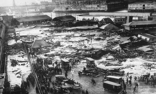 London Beer Flood