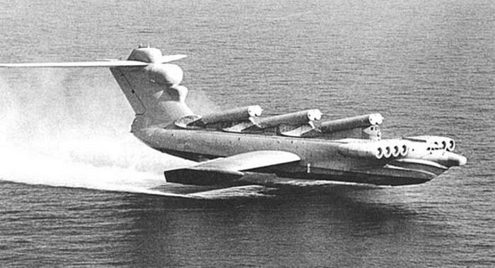 Lun class Ekranoplane