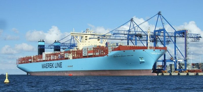 Maersk Triple E class