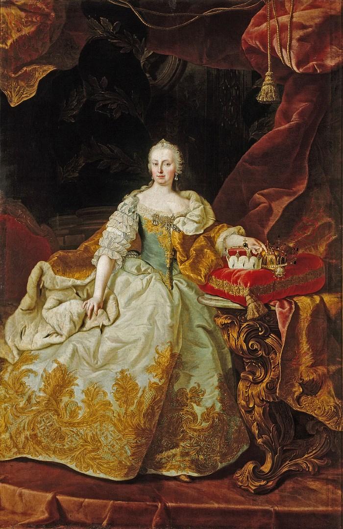 Maria Theresia van Oostenrijk