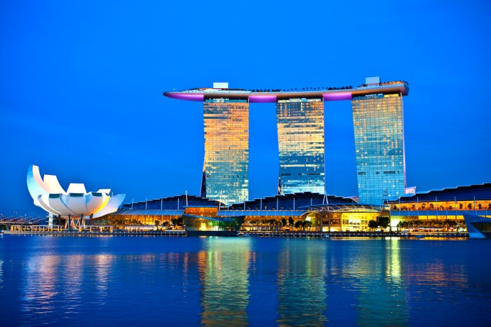 Marina Bay Sands - Juriah Mosin