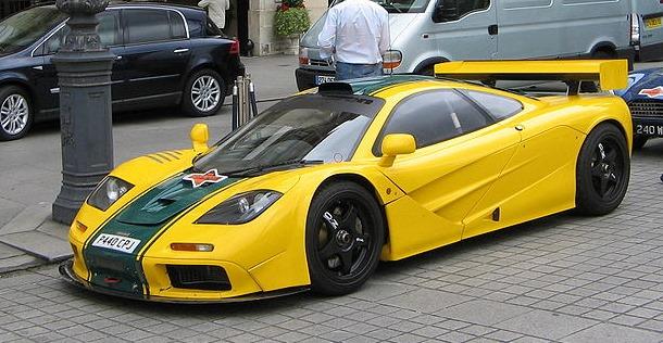 Duurste Auto In De Wereld Top 10 2012 2013