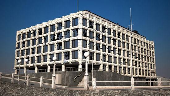 Modern Times Forever (Stora Enso Building, Helsinki)