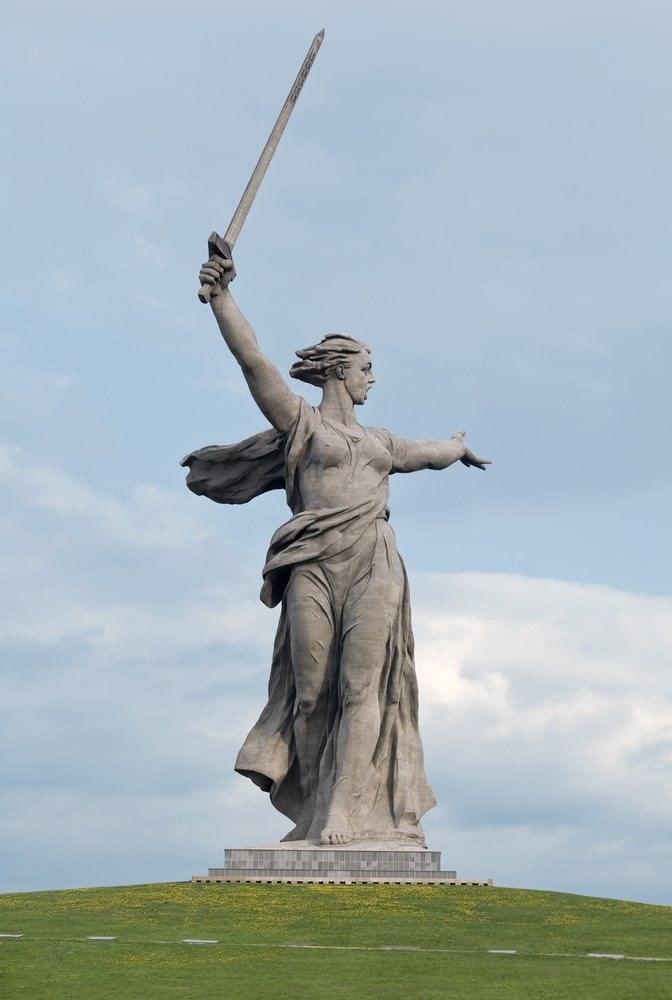 Moeder-Moederland-Wolgograd