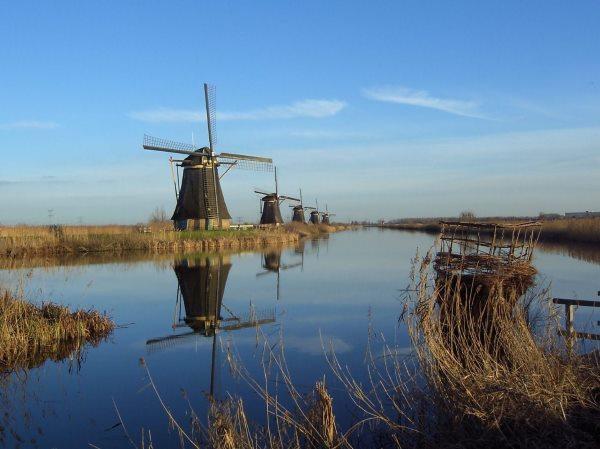 Molencomplex Kinderdijk-Elshout