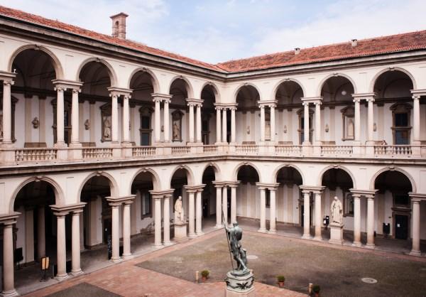 Museum Pinacoteca di Brera