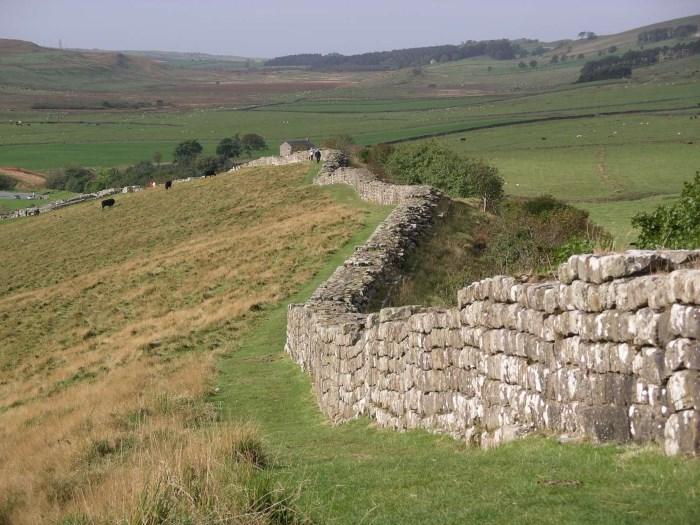 Muur van Hadrianus2