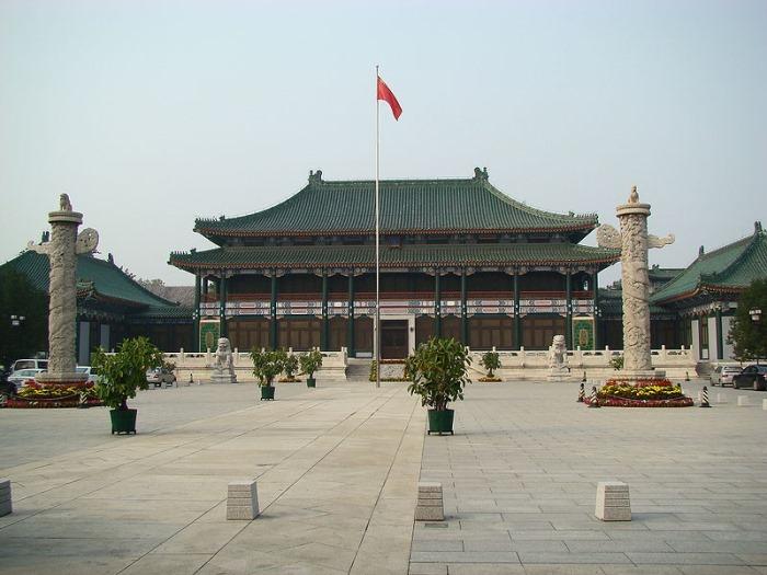 Nationale Bibliotheek van China