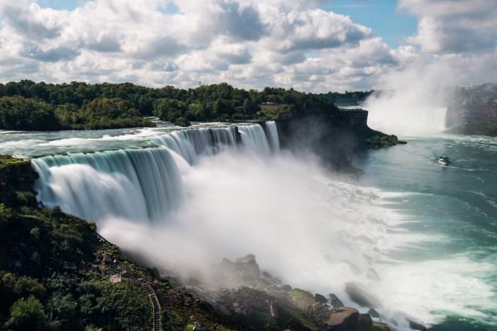 Niagara-Watervallen