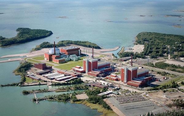 Olkiluoto Kerncentrale