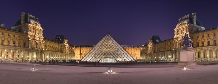 Paleis Het Louvre