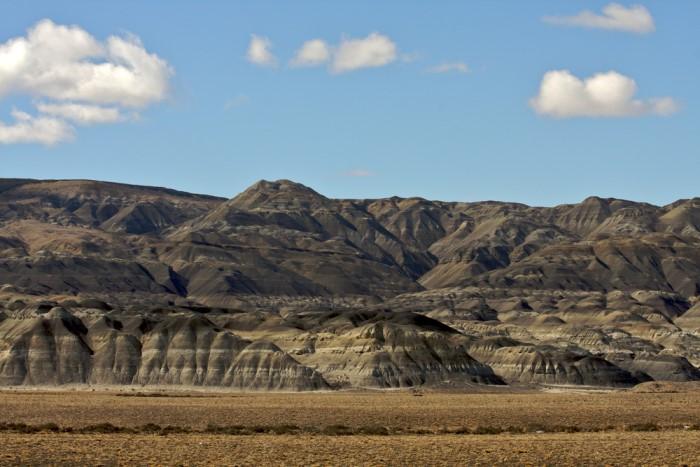 Pantagonische Woestijn