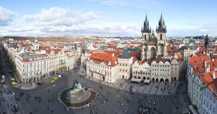 Praag-Plein