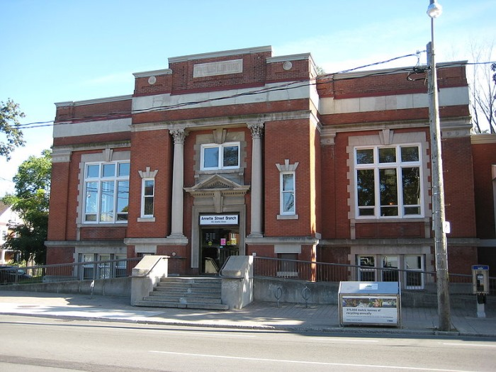 Publieke Bibliotheek van Toronto