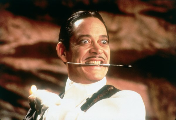 Raul Julia - The Addams Family