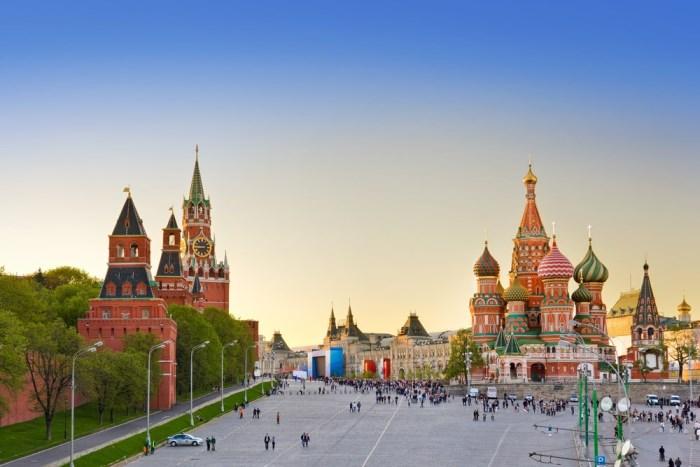 Rode-Plein-Moskou
