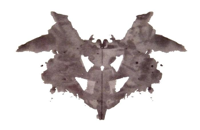 Rorschach Inktvlek Techniek