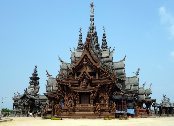 Sanctuary of Truth 2