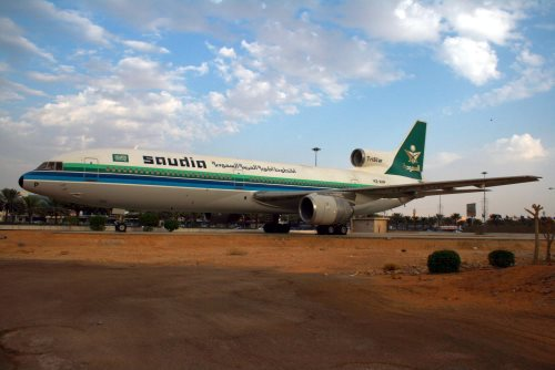 Saudia Vlucht 163