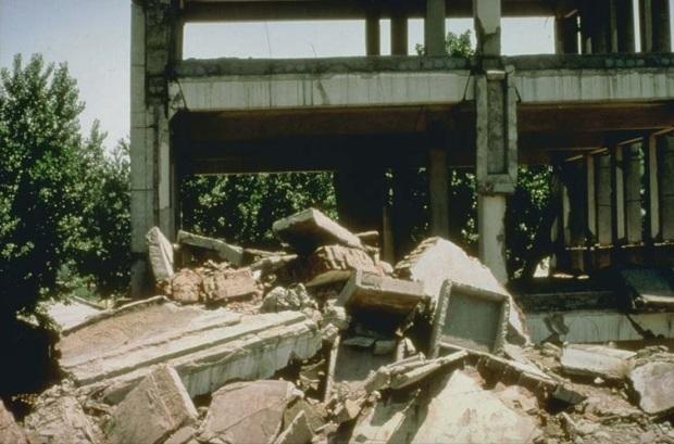 Tangshan aardbeving