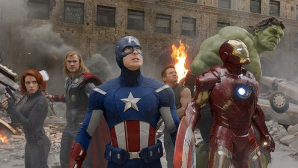 The Avengers (2012