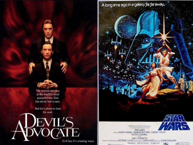 The Devil's Advocate en Star Wars