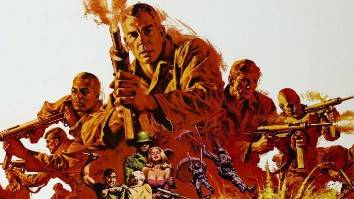 The Dirty Dozen (1967)