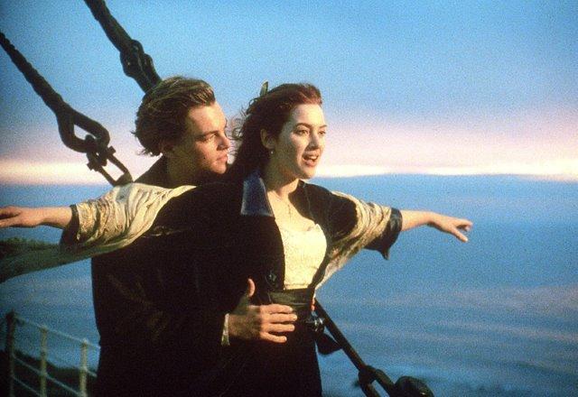 titanic zielige film