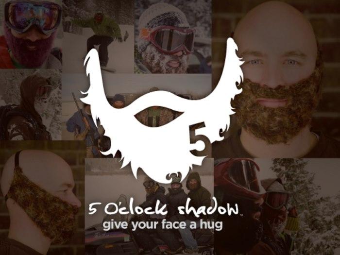 Vijf dagen baard