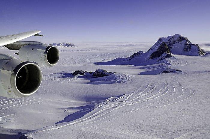 West Antarctisch Marie Byrd Land
