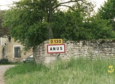anus frankrijk