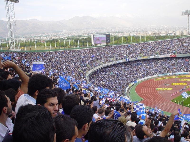 azadi stadion