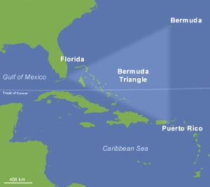 Bermuda driehoek verklaringen