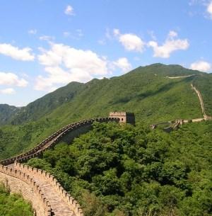 beroemde muren