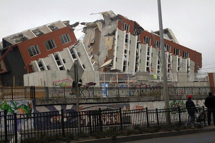 chili aardbeving 2010