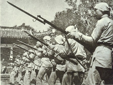 chinese burgeroorlog