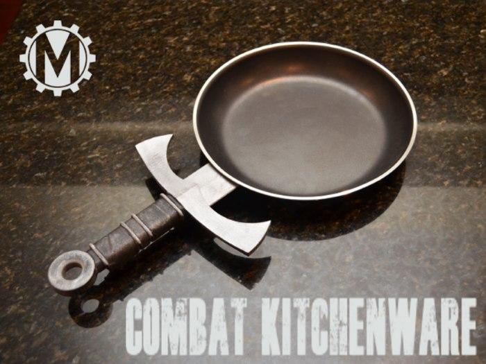 combat keuken