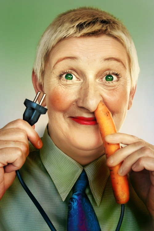 elektrische wortel