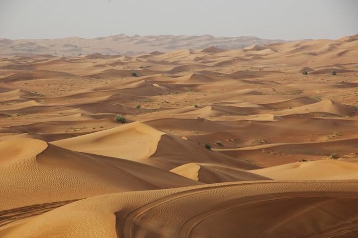 grote arabische woestijn
