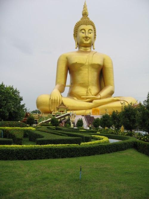 grote boedha thailand