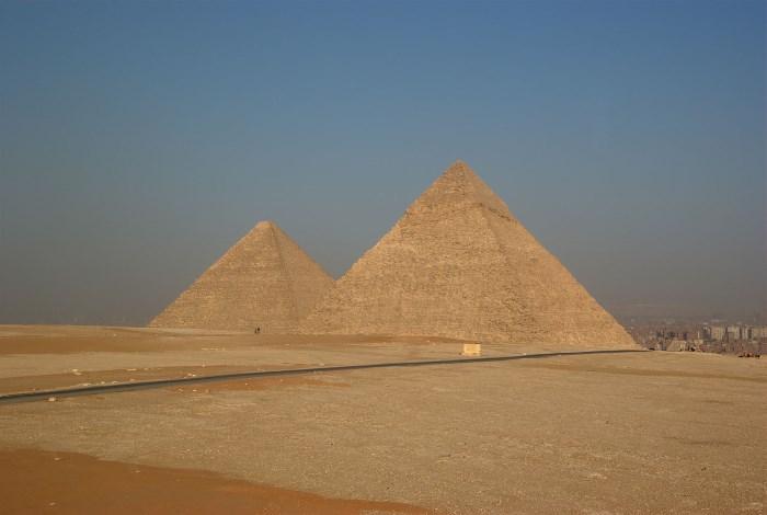grote piramide van Gizeh