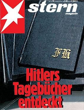 hitlers dagboek