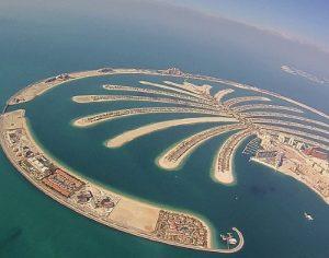 kunstmatig eiland