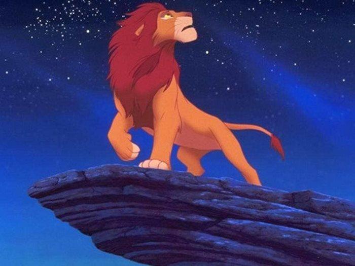 leeuwen koning