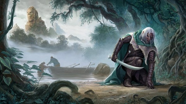 legend of Drizzt