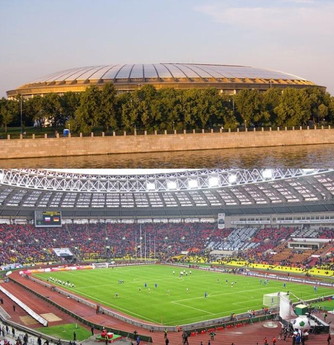 luzhiniki stadion