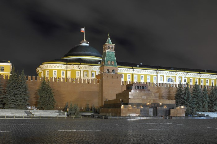 mausoleum van Lenin