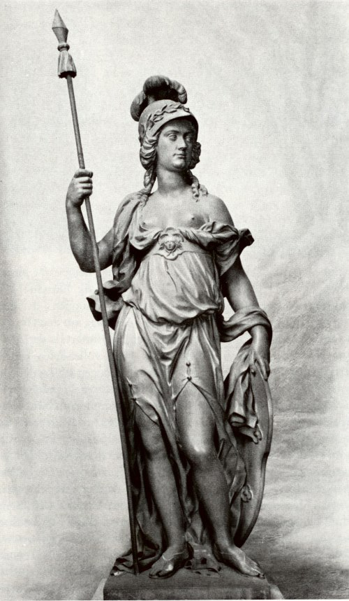 Romeinse godin 7 letters