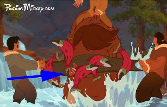 nemo in brother bear