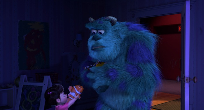 nemo in monster inc.